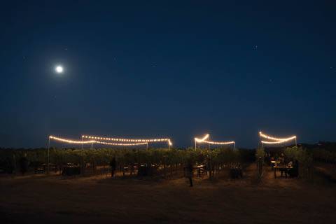 Winemaker Dinner under the Moon & Stars